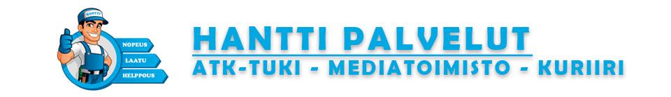 Hantti ATK-Tuki, Mediatoimisto ja Kuriiripalvelut
